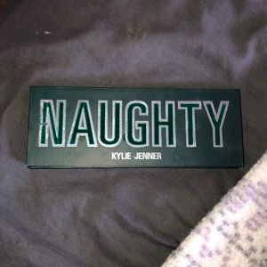 Naughty Kylie Jenner eyeshadow
